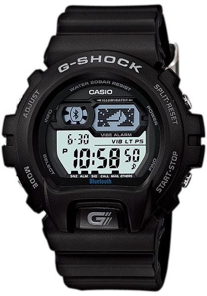 GB-6900B-1ER - zegarek męski - duże 3