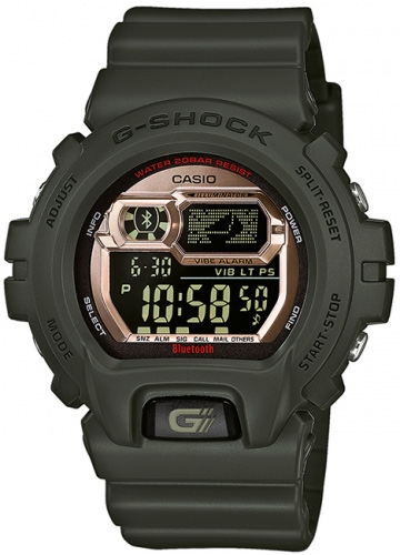 Zegarek Casio G-SHOCK GB-6900B-3ER - duże 1