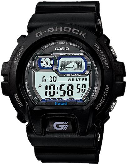 GB-X6900B-1ER - zegarek męski - duże 3