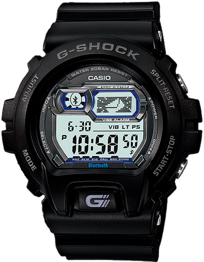 Zegarek Casio G-SHOCK GB-X6900B-1ER - duże 1