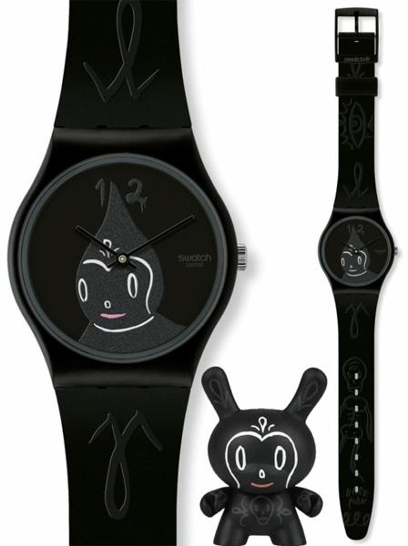 Swatch GB249 Originals Gent Swatch-Midnight Magi