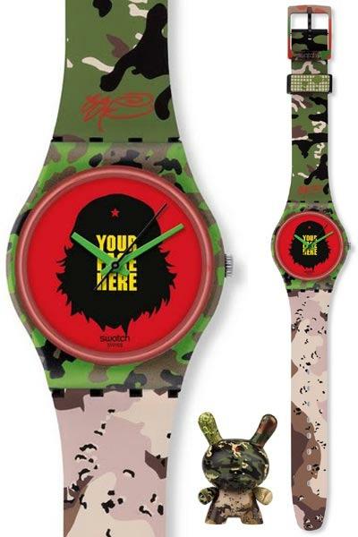 Swatch GB251 Originals Gent Swatch-Tic Tic Boom