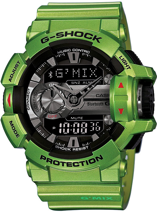 G-Shock GBA-400-3BER G-Shock