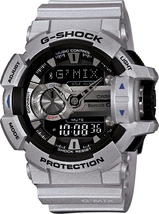 GBA-400-8BER - zegarek męski - duże 3