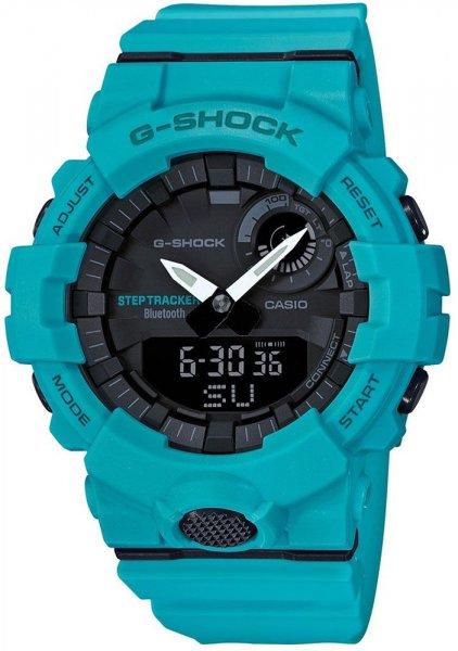G-Shock GBA-800-2A2ER G-SHOCK Original G-SQUAD BLUETOOTH SYNC STEP TRACKER LIMITED