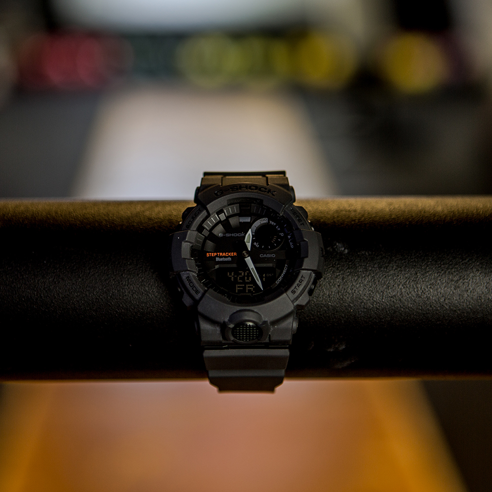 59048e8b8874 Casio GBA-800-8AER G-SQUAD BLUETOOTH SYNC STEP TRACKER zegarek męski ...