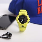 Zegarek męski Casio g-shock original GBA-800-9AER - duże 5