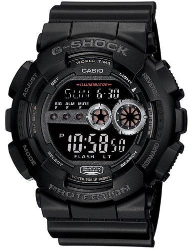 Zegarek Casio GD-100-1BER - duże 1