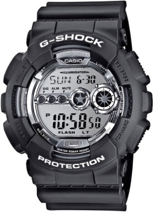 G-Shock GD-100BW-1ER G-Shock