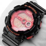 G-Shock GD-100HC-1ER G-Shock zegarek męski sportowy mineralne