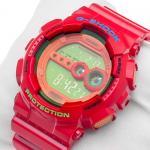 G-Shock GD-100HC-4ER G-Shock zegarek męski sportowy mineralne