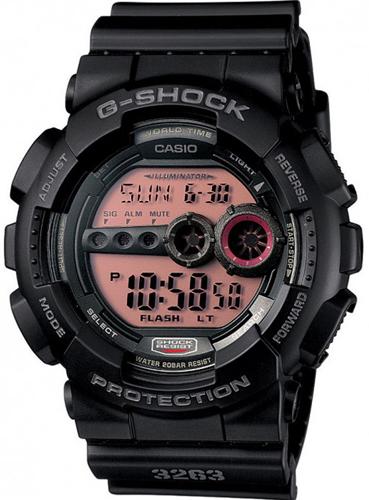 G-Shock GD-100MS-1ER G-Shock Firepower