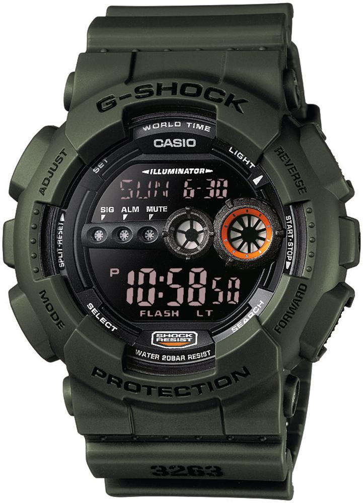 G-Shock GD-100MS-3ER G-SHOCK Original