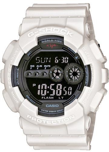GD-100NS-7ER - zegarek męski - duże 3