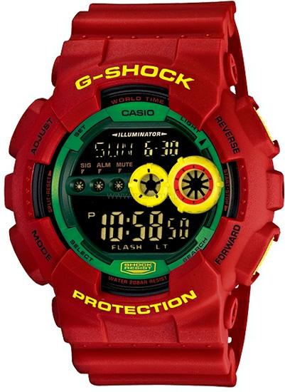 G-Shock GD-100RF-4ER G-SHOCK Original
