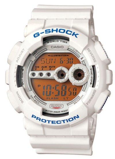 GD-100SC-7ER - zegarek męski - duże 3