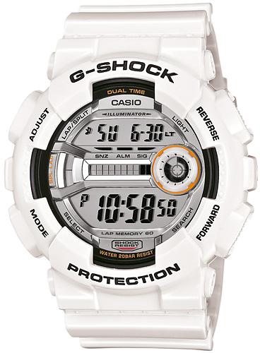GD-110-7ER - zegarek męski - duże 3
