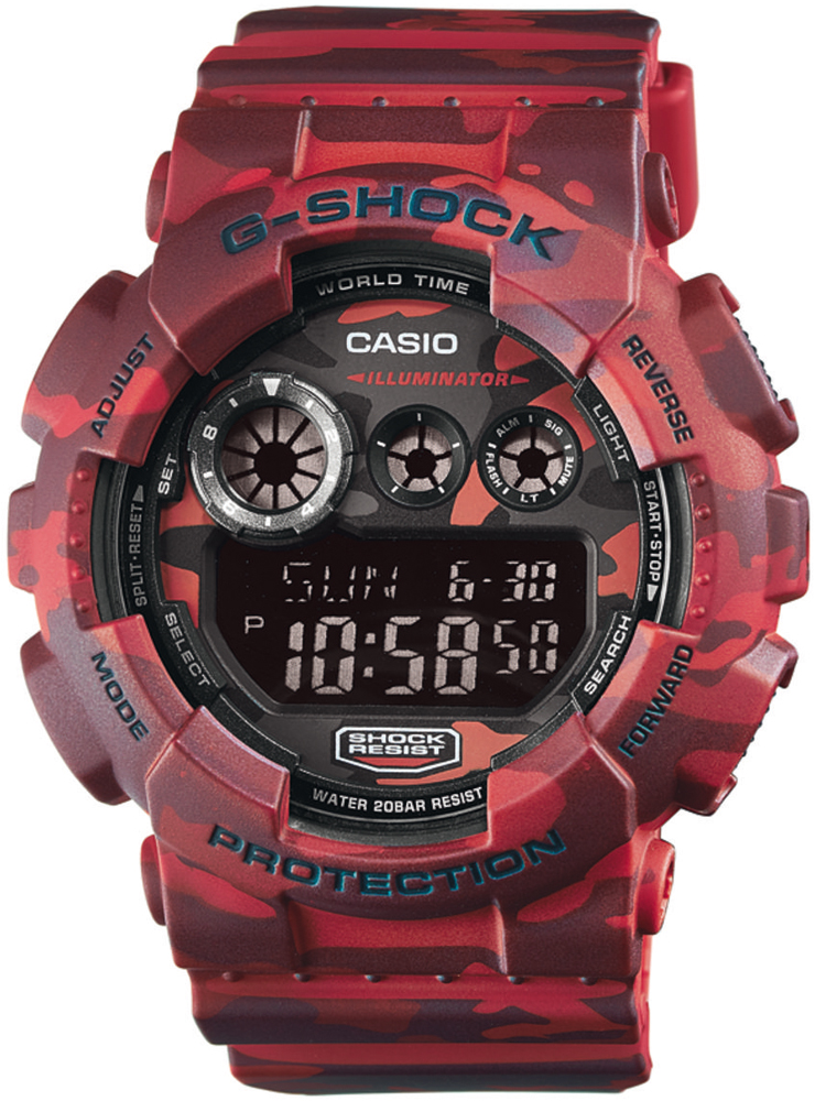 G-Shock GD-120CM-4ER G-SHOCK Style