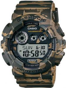 zegarek męski Casio G-Shock GD-120CM-5ER