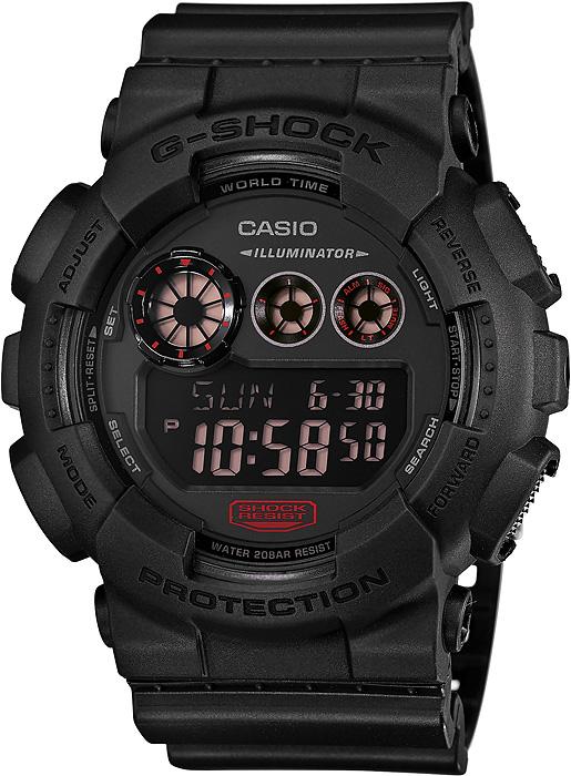 G-Shock GD-120MB-1ER G-SHOCK Original MISSION BLACK