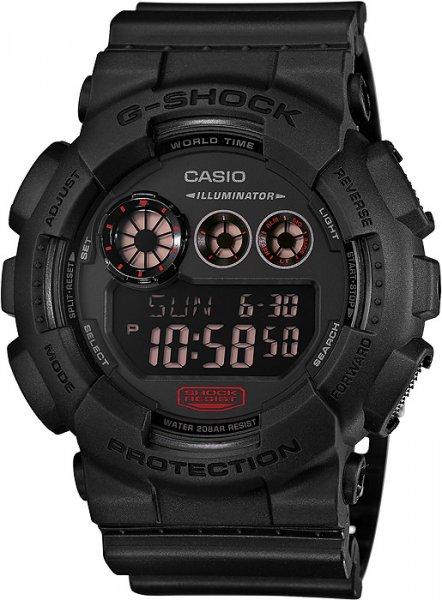 GD-120MB-1ER - zegarek męski - duże 3