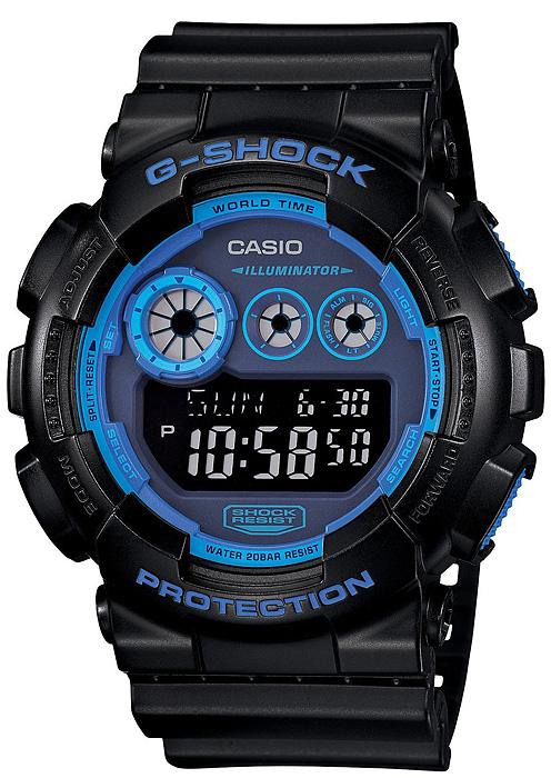 G-Shock GD-120N-1B2ER G-SHOCK Original