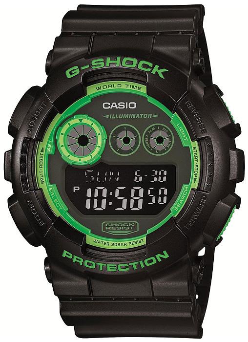 G-Shock GD-120N-1B3ER G-Shock