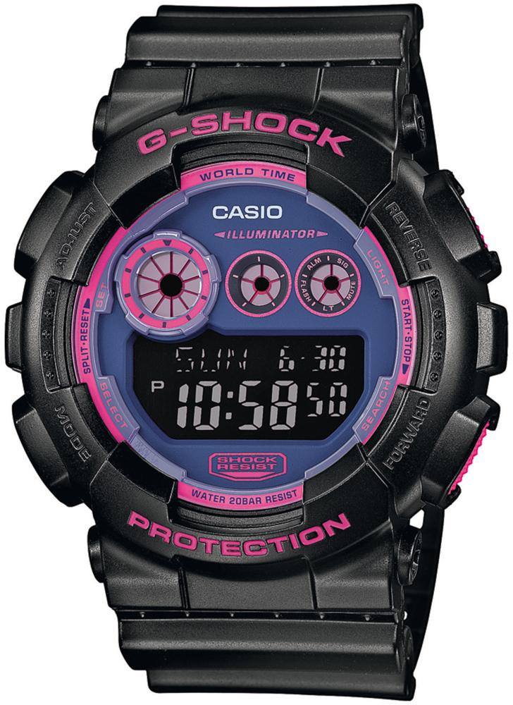 G-Shock GD-120N-1B4ER G-Shock
