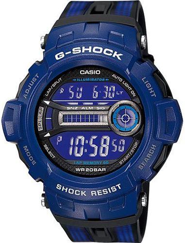 G-Shock GD-200-2ER G-Shock Night Hero