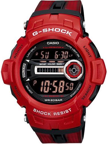 GD-200-4ER - zegarek męski - duże 3