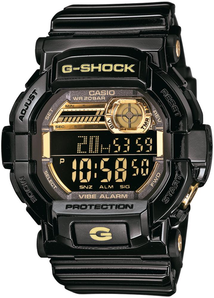 GD-350BR-1ER - zegarek męski - duże 3