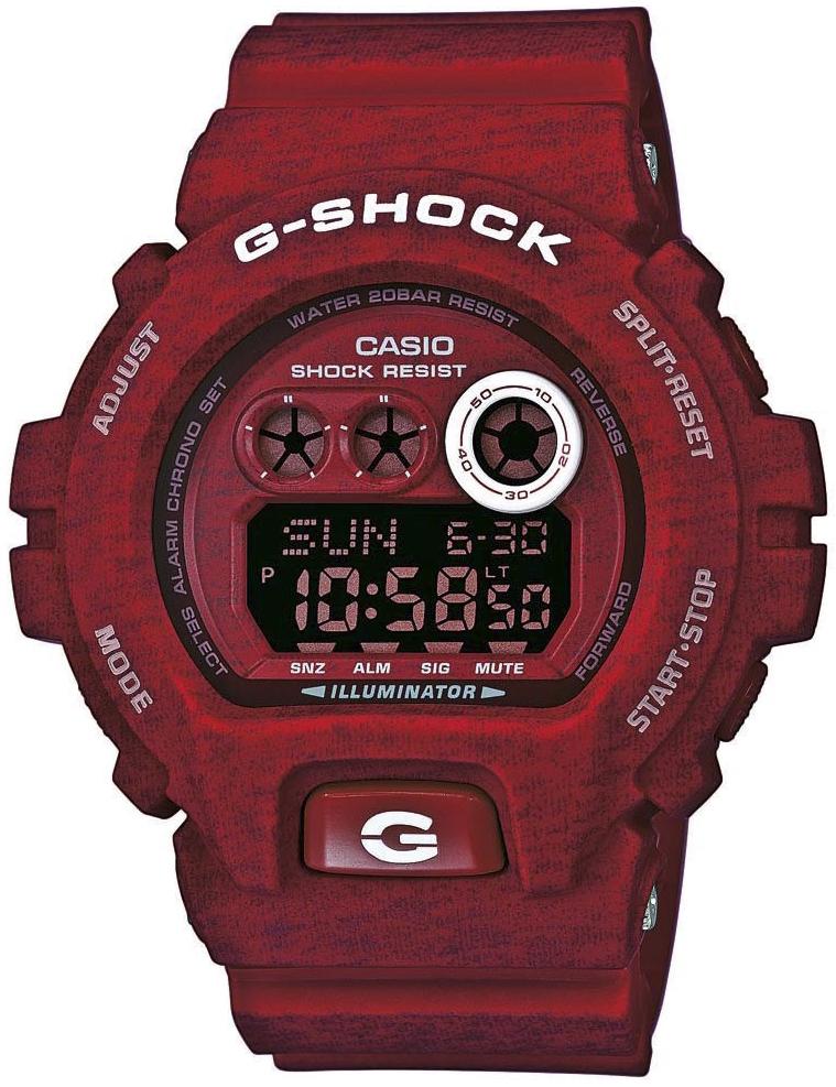 GD-X6900HT-4ER - zegarek męski - duże 3
