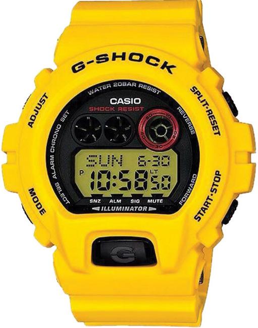 GD-X6930E-9ER - zegarek męski - duże 3