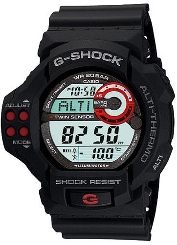 G-Shock GDF-100-1AER G-Shock Pressurizer