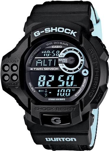 GDF-100BTN-1ER - zegarek męski - duże 3