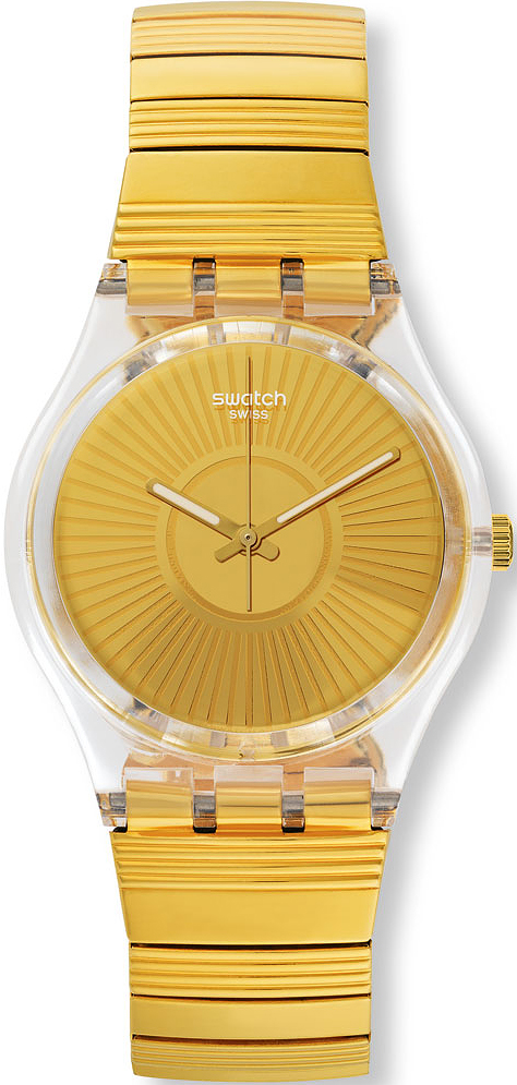 Zegarek Swatch GE244B - duże 1