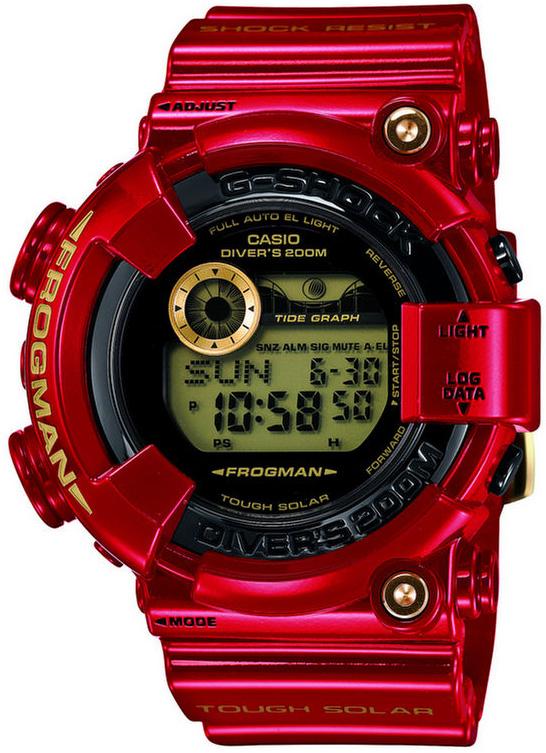 GF-8230A-4DR - zegarek męski - duże 3