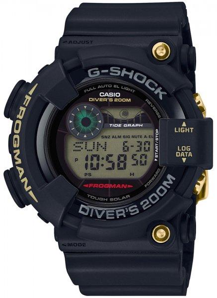GF-8235D-1BER - zegarek męski - duże 3