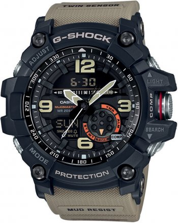 Zegarek Casio GG-1000-1A5ER - duże 1