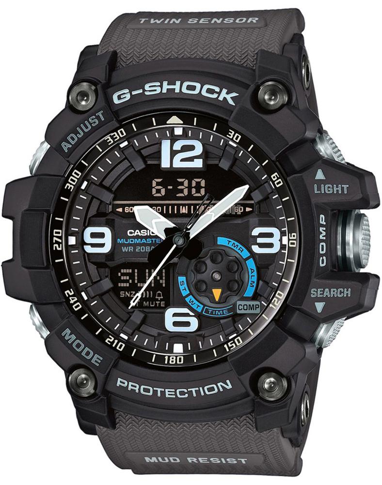 G-Shock GG-1000-1A8ER G-SHOCK Master of G MUDMASTER