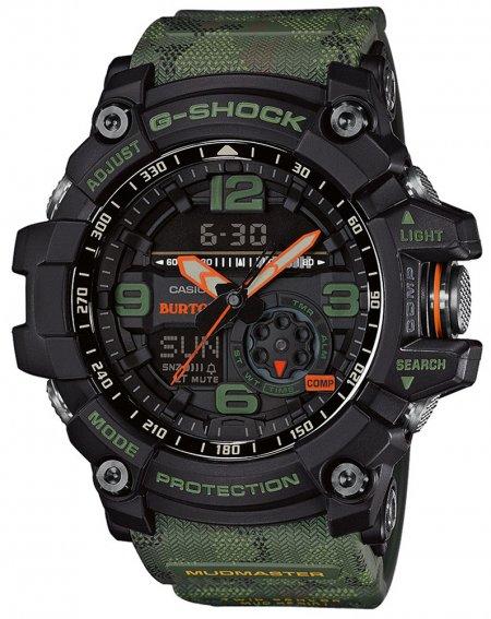 Zegarek G-Shock Casio BURTON MUDMASTER -męski - duże 3