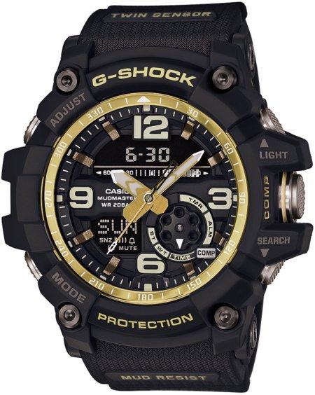 GG-1000GB-1AER - zegarek męski - duże 3