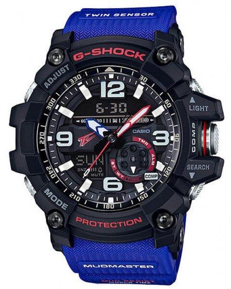 GG-1000TLC-1AER - zegarek męski - duże 3