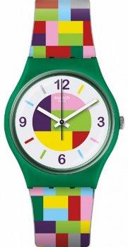 zegarek Tet-Wrist Swatch GG224