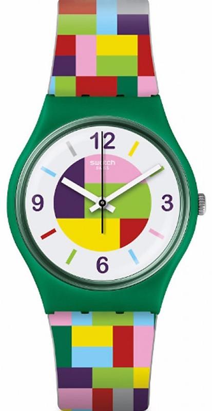 5b2f6f15b42914 Swatch GG224 Tet-Wrist zegarek damski - Sklep ZEGAREK.NET