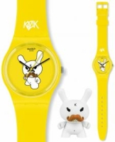 Zegarki Swatch Kidrobot for Swatch