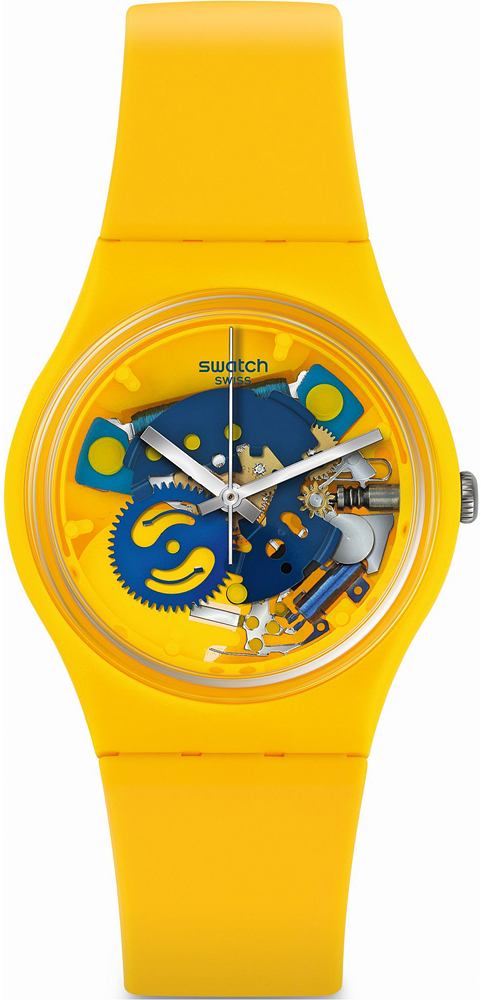 Zegarek Swatch GJ136 - duże 1