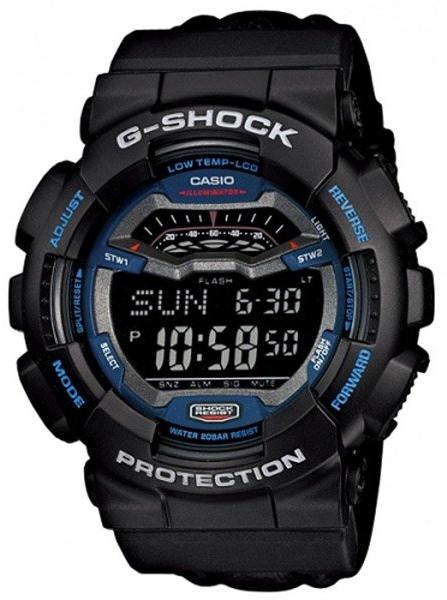 GLS-100-1ER - zegarek męski - duże 3
