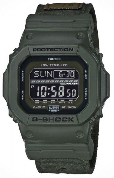 GLS-5600CL-3ER - zegarek męski - duże 3