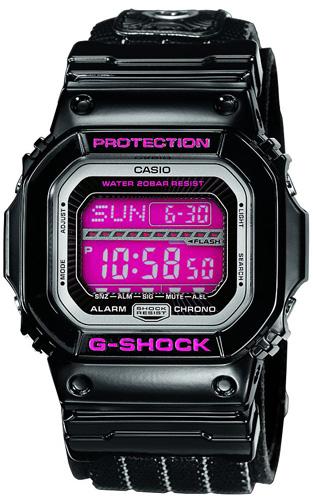 GLS-5600V-1ER - zegarek męski - duże 3